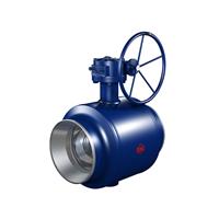 供应通径焊接式燃气球阀R100L2N06Q