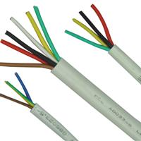 供应国标电线 环威AVVR16*0.3软电缆