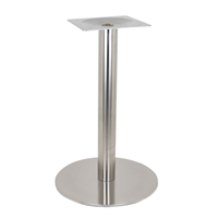 供应不锈钢餐桌脚|餐桌底座|台脚BP450WL