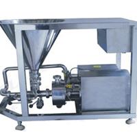 供应管线式分散机 管线式高速分散机