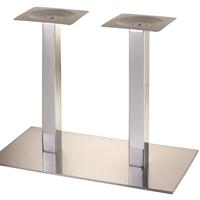 供应不锈钢餐桌脚|卡座桌脚|餐桌底座R700WL