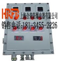 供应高质量高标准的防爆控制柜