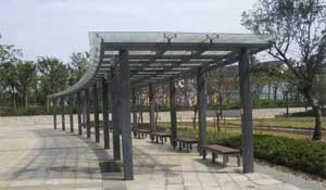 供应廊架,南京廊架,南京钢结构雨棚, 厂家直销
