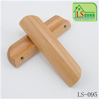 供应橱柜衣柜拉手/榉木清漆拉手