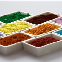 彩色透水混凝土强化料