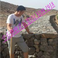 供应坡脚防护铅丝石笼、8号线镀锌铅丝石笼