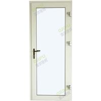 供应聚氨酯65玻璃门-节能型平开门