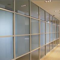 供应高间隔墙,玻璃隔断,双以隔墙