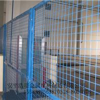 车间仓库隔离栅 框架隔离栅 室内隔离栅