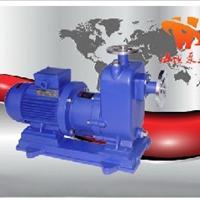 供应自吸泵型号 ZCQ型磁力自吸泵