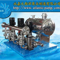 无负压供水设备,WWG无负压变频供水设备