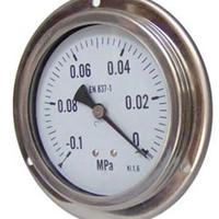 盘装抗震真空压力表,抗震真空压力表型号