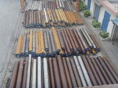65Mn调质钢棒 热处理圆钢 耐磨钢棒