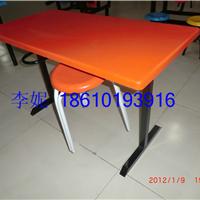 胜芳镇挂凳桌,河北工字桌,河北玻璃钢套凳