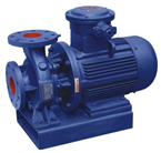 供应卧式防爆离心油泵ISWB型离心泵系列