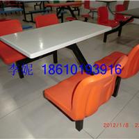 河北霸州胜芳镇中空吹塑面四连体餐桌椅