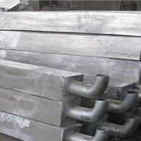 供应新疆克拉玛依鑫弘大钢桩码头用铝阳极