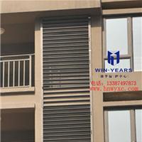 锌钢百叶窗规格齐全性能优异厂家批发直销
