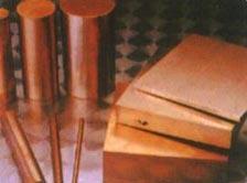 供应进口C17200 铍铜合金 C17200铜棒