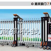 宜昌电动门 铝合金门钢材门厂家
