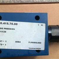 力士乐DB;DBW型先导式溢流阀