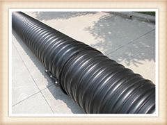 供应长沙钢带增强螺旋波纹管