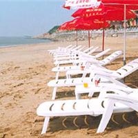 塑料沙滩椅图片,塑料折叠沙滩椅批发
