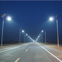 西昌太阳能路灯生产厂家
