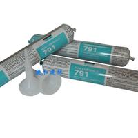 道康宁791硅酮耐候密封胶价格48幕墙玻璃防水密封胶原装正品