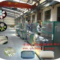 供应乳胶海绵粉扑生产机械