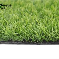 供应园林绿化专用2CM人造草坪草皮