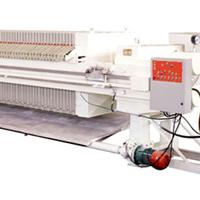 供应程控厢式自动翻板自动卸料压滤机