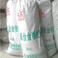 供应编织袋包装镁合金牺牲阳极
