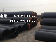 延吉安图黑黄聚氨酯夹克管生产厂家