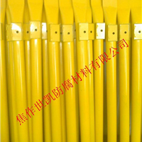供应橘黄色测试桩牺牲阳极-世凯制造