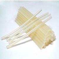 供应耐低温和耐高温纸盒纸箱包装热熔胶棒