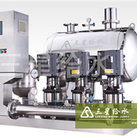 WFG无负压稳压给水设备品牌选型设计厂家