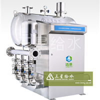 SX/ZJW智能静音管网叠压给水设备品牌厂家