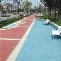 供应成都彩色压花混凝土地坪施工工艺方案