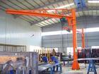 供应定柱式悬臂起重机 悬臂吊厂家