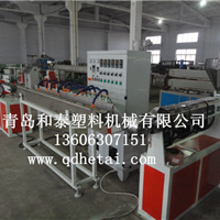 纤维管生产线,塑料管材设备