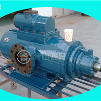 HSG120X4-54三螺杆泵火力发电厂专用输送泵