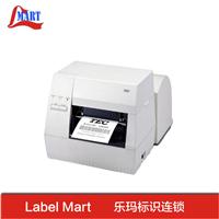 南昌TEC B-452HS条行码不干胶标签打印机