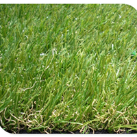 供应四色人造草,混织人造草坪,高度仿真草
