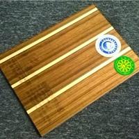 供中国名优产品盈尔安船用柚木白条防水地板