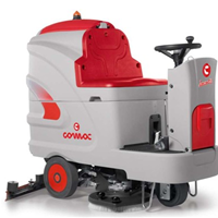 供应深圳驾驶式全自动洗地机 商场洗地机