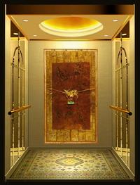 供应江西高级酒店电梯装潢南昌电梯装饰