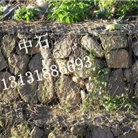 堤坝坡脚防护固滨笼,厚镀高尔凡pvc绿滨垫