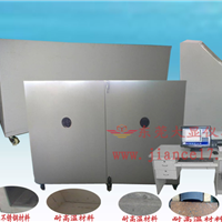 自主研发生产绝热材料最高使用温度测试仪