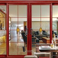 供应高档室内移门、玻璃门、工艺门等